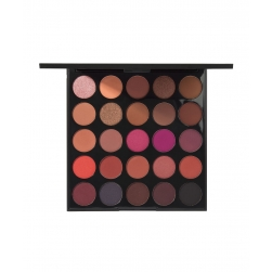 Morphe Brushes - 35O - Color Nature Glow Eyeshadow Palette