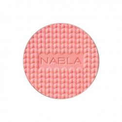 Pudrowy róż do policzków - NABLA Blossom Blush Refill - Harper (wkład)