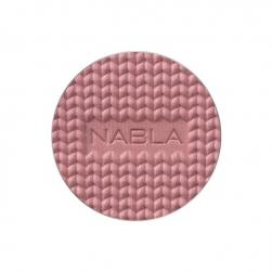 Pudrowy róż do policzków - NABLA Blossom Blush Refill - Regal Mauve (wklad)