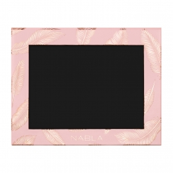 Pusta paletka magnetyczna - NABLA - Liberty Twelve Customizable Palette - Duża Czarna