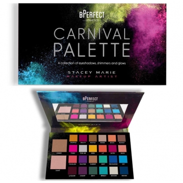 Paleta cieni - BPerfect Cosmetics - Stacey Marie Carnival Palette