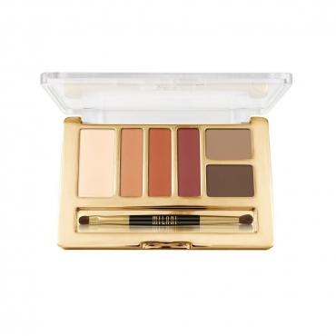Paleta cieni Milani Everyday Eyes Powder Eyeshadow Collection -Modern Mattes