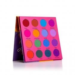 Paleta cieni - Coloured Raine - Vivid Pigment Palette