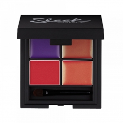 Paleta do makijażu ust Sleek Make Up Mardi Gras lip 4