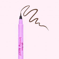 Flamaster do brwi - Lime Crime - Bushy Brow Pen - Brownie Brow