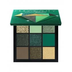 Paleta cieni Huda Beauty  Emerald Obsessions Palette