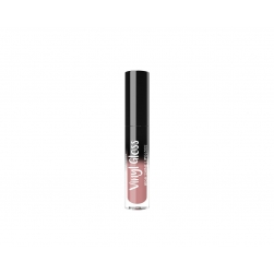 Winylowy błyszczyk do ust - Golden Rose - Vinyl Gloss High Shine Lipgloss - 01 Golden Rose - Color Sensation Lipgloss- 123