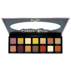 Paleta cieni - Pinky Rose ®Cosmetics -Center Stage