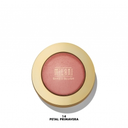 Milani Baked Blush -  Petal Primavera  - róż do policzków