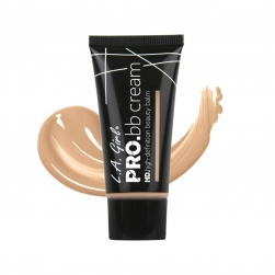 Krem BB - L.A.Girl  - HD PRO BB Cream - Light