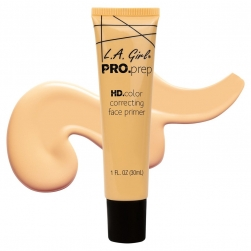 Baza pod podkład L.A. Girl USA - PRO Prep Smoothing HD Face Primer - Clear