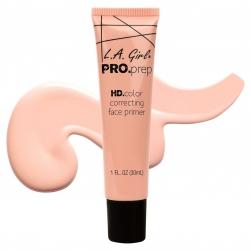 Baza  pod podkład L.A. Girl USA - PRO.Prep Correcting Primer - Cool Pink