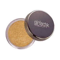 Pigment Girlactik Beauty Glam Eye Powder -Gold Glam