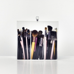 Organizer na pędzle USaddicted -Brush holder with lid
