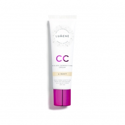 Krem CC  7in1 - LUMENE - CC Color Correcting Cream - Light