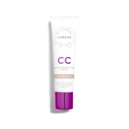 Krem CC  7in1 - LUMENE - CC Color Correcting Cream - Medium