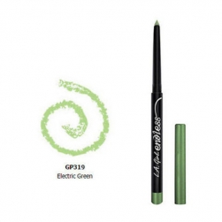 Kredka do oczu - L.A. Girl USA - Endless Auto Eyeliner Pencil - Neon Blue