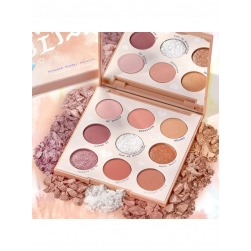 Paleta cieni Colourpop - Nude Mood - Pressed Powder Shadow Palette
