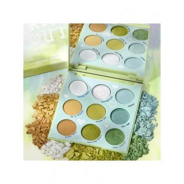 Paleta cieni Colourpop - Miss Bliss - Pressed Powder Shadow Palette
