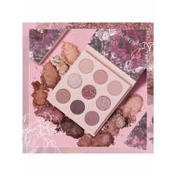 Paleta cieni Colourpop - Aura & Out - Pressed Powder Shadow Palette