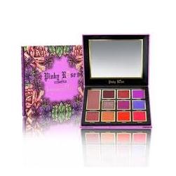 Paleta cieni - Pinky Rose ®Cosmetics - Luscious Plum