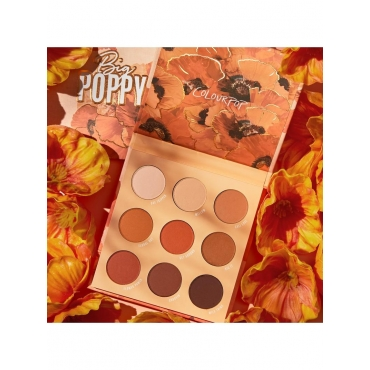 Paleta cieni Colourpop - Wild Child - Pressed Powder Shadow Palette