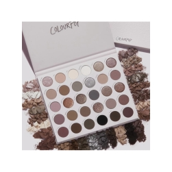 Paleta cieni Colourpop - Stone Cold Fox- Pressed Powder Shadow Palette