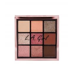 Paleta cieni L.A. Girl - Keep It Playful Eyeshadow Palette - Downplay
