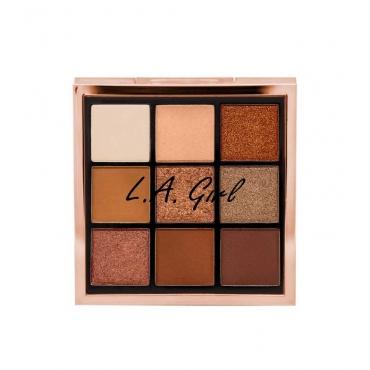 Paleta cieni L.A. Girl - Keep It Playful Eyeshadow Palette - Playmate