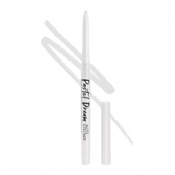 Kredka do oczu - L.A. Girl USA - Endless Auto Eyeliner Pencil -  White