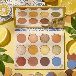Paleta cieni Colourpop - Limoncello - Pressed Powder Shadow Palette