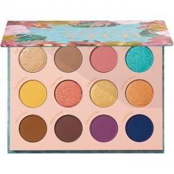Paleta cieni Colourpop - Cabana Club - Pressed Powder Shadow Palette
