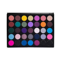 Paleta cieni Morphe Brushes - 35S - 35 Color Smoky Eye