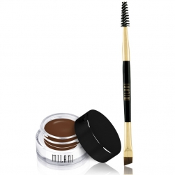 Pomada do brwi + pędzelek Milani Stay Put Brow - Brunette