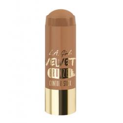 Bronzer w sztyfcie L.A. Girl -Velvet Contour Bronzer Stick-Suede