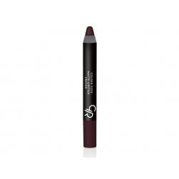 Matowa pomadka w kredce - Golden Rose -Matte Crayon Lipstick - 03