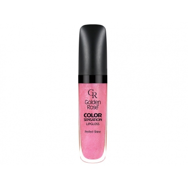Błyszczyk do ust Golden Rose - Color Sensation Lipgloss- 110