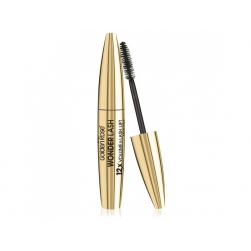 Tusz do rzęs Golden Rose - Wonder Lash Mascara- czarny