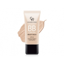 Krem BB  Golden Rose - BB Cream Beauty Balm No Light -01