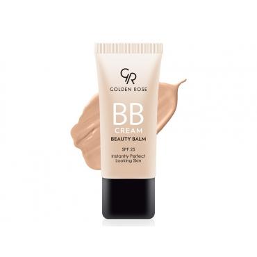 Krem BB  Golden Rose - BB Cream Beauty Balm No Light -04