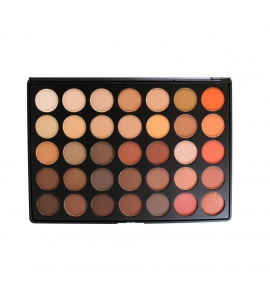 Paleta cieni Morphe Brushes - 35O - Color Nature Glow Eyeshadow Palette