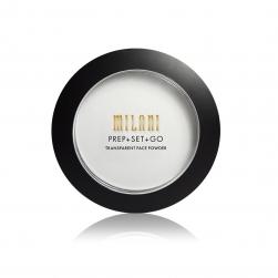 Puder transparentny Milani Prep+Set+Go Ttransparent Face Powder