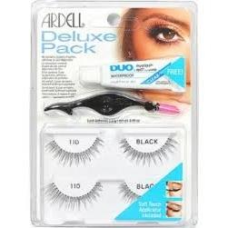Zestaw startowy Ardell - Deluxe Pack Black -110