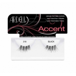 Połówki rzęs  Ardell -  Accent - 318