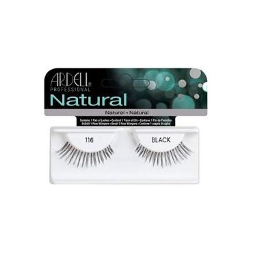 Rzęsy  Ardell - Natural Lashes - 116 Black