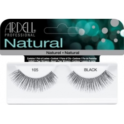 Rzęsy  Ardell - Natural Lashes - 105 Black
