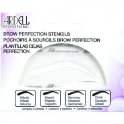 Szablony  do brwi - Ardel - Brow Perfection Stencils