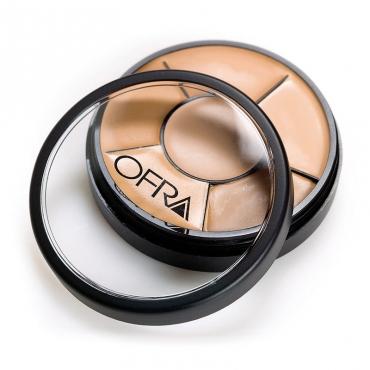 Zestaw korektorów - Ofra - Derma Tones Wheel