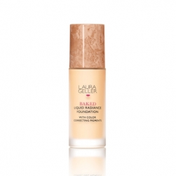Podkład do twarzy Laura Geller - Baked Liquid Radiance Foundation - Porcelain