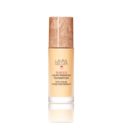 Podkład do twarzy Laura Geller - Baked Liquid Radiance Foundation - Fair